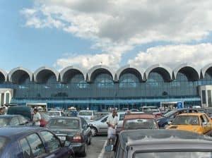 Henry Coanda International Airport in Bucharest
