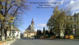 Romanian Martial Arts Training Camp