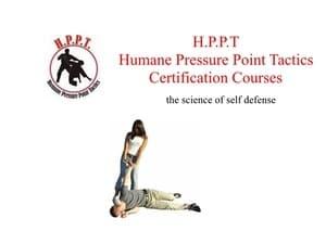Humane Pressure Point Tactics