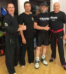 RMATC Kyusho Jitsu Video