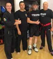 Kyusho Jitsu Video the RMATC RAW [Romanian Martial Arts Training Camp]
