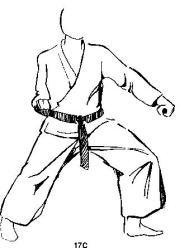 The Kyusho Jitsu Down Block