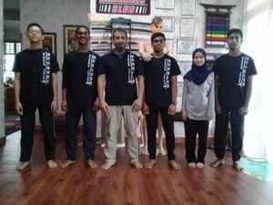 Kyusho Jitsu Malaysia - Muhammad Ali