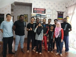 A KJWA - Knife Class Malaysia