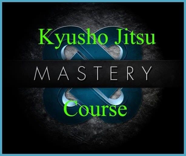The Kyusho Jitsu Mastery Course