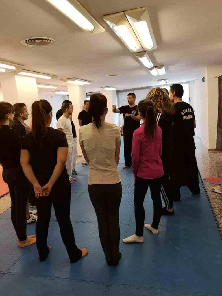 A Kyusho Seminar Gandia Spain December 2018