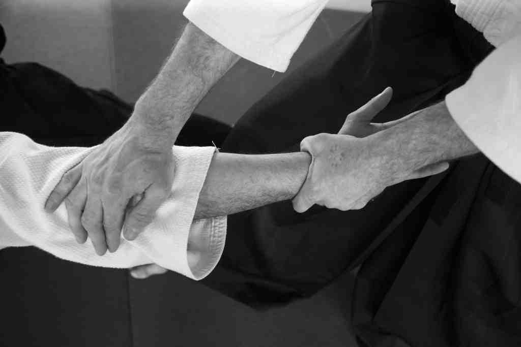 Benefits of Kyusho Jitsu Training