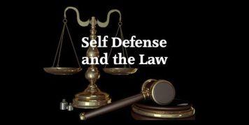 * Right to Self Defense