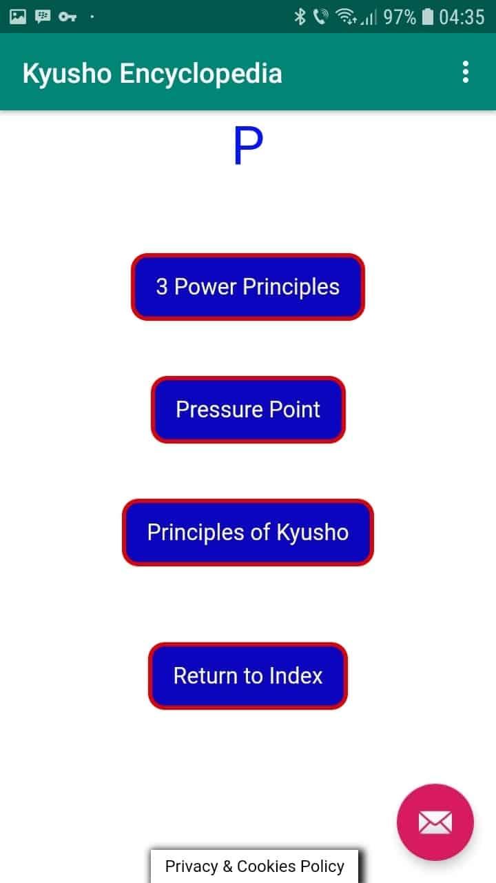 * Encyclopedia of Kyusho Jitsu