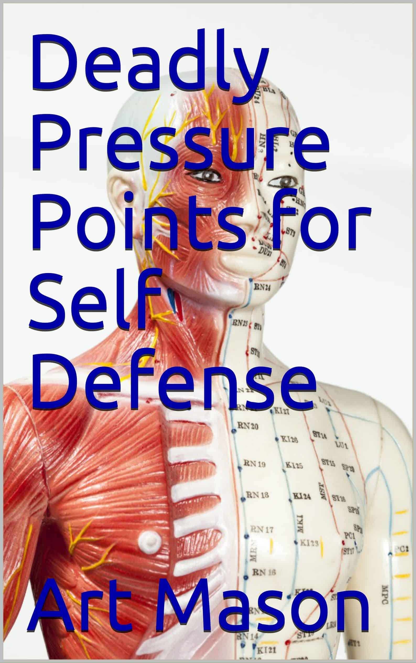 * Deadly Pressure Points for Self Defense