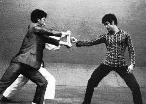 * Kyusho One Inch Punch