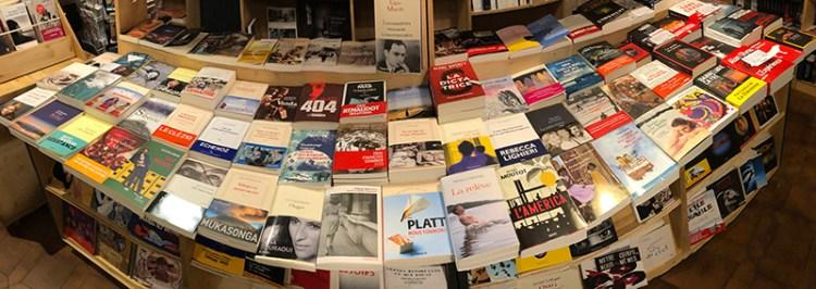 Nouveautés à la librairie l'Opuscule
