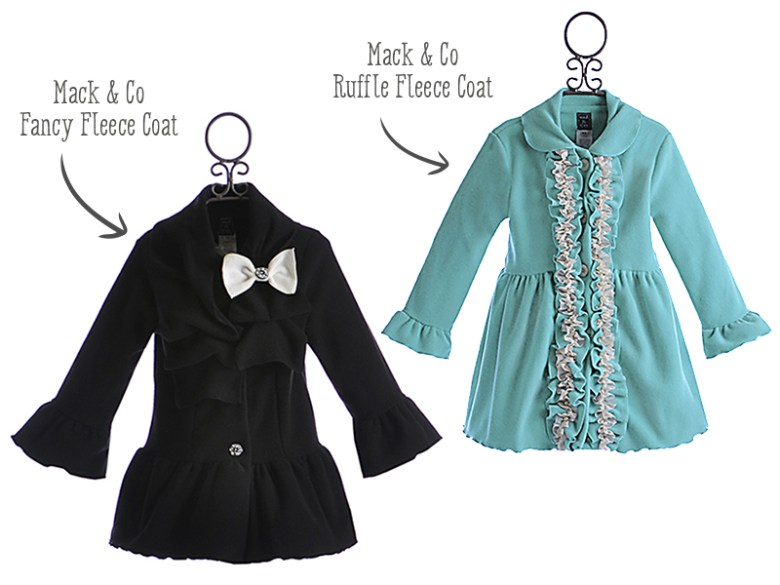 Girls Designer Coats and Accessories to Match | LaBella Flora Blog