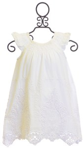Vintage-baby-dress-in-white-front