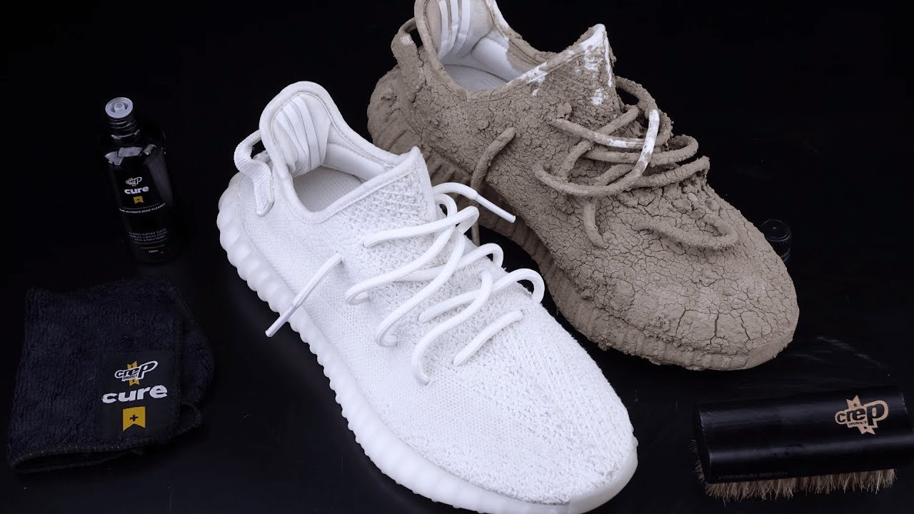 How to clean Yeezys | Complete Guide