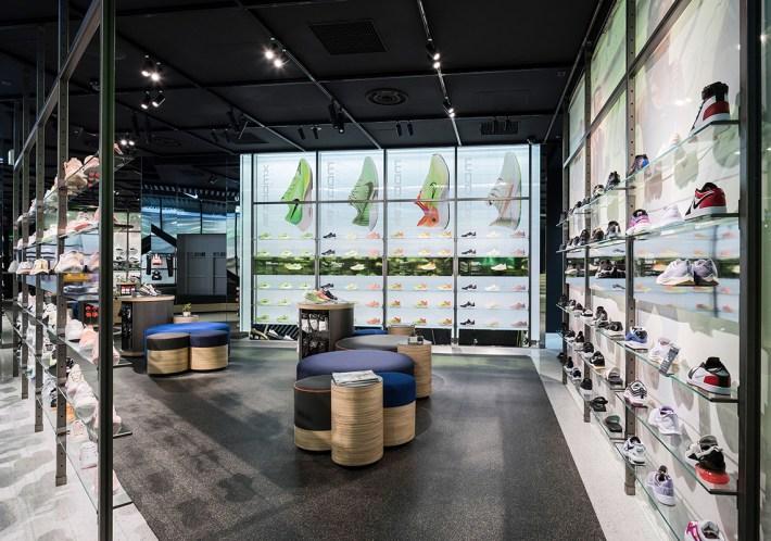 Nike Harajuku Store