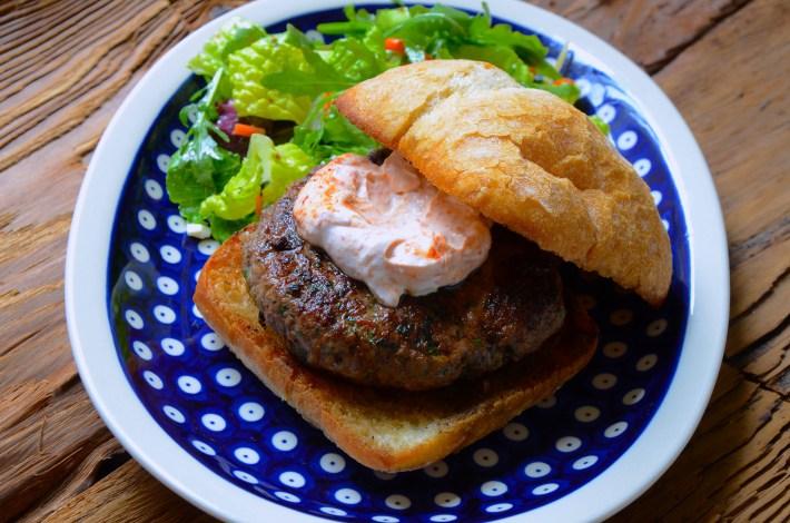 lamb burger 4