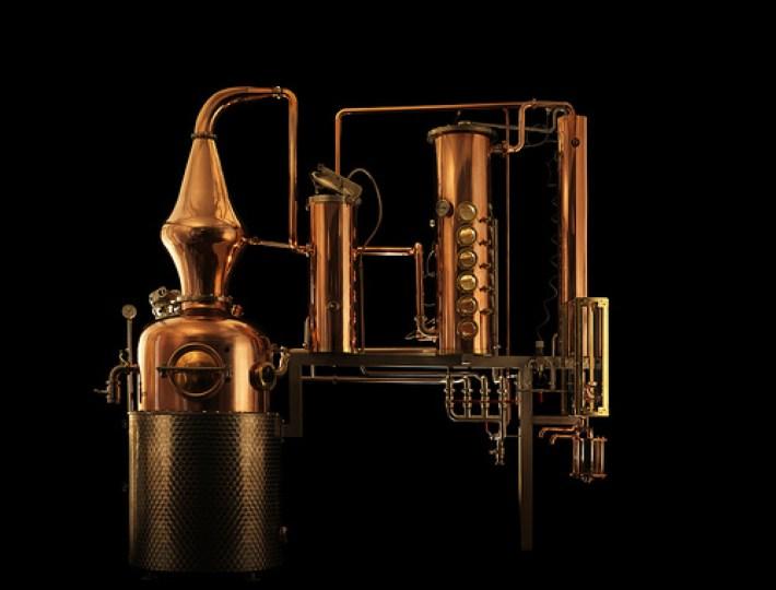 La Colombe rum distillery