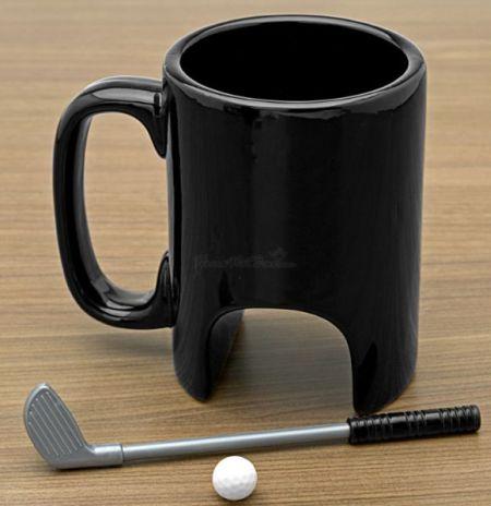 golf mug
