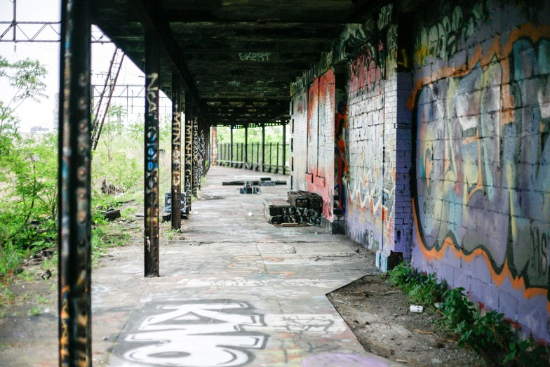 Viaduct Post-10