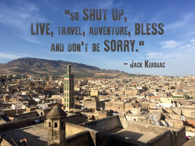 kerouac motivation fixed