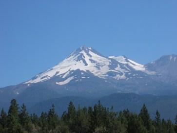 Mont Shasta, 4317 m