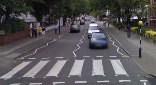 Podemos ver que desde entonces se han modificado las líneas de señalización