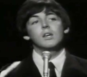 Show de Ed Sullivan, 1965, sacada directamente del video.