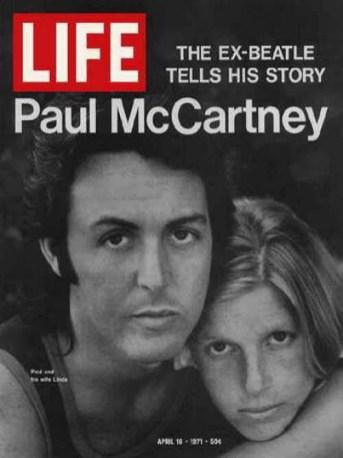 Revista Life, siempre al servicio de Faul. Pero aun así no cayeron en algunos detalles, como la nariz y las cejas.