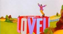"""Una torre con la palabra """"Love"""""""