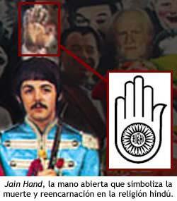40 Jain Hand