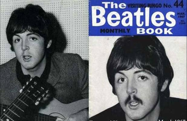 6. Beatles Monthly Book