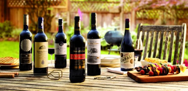 Red wines perfect to drink at your next BBQ