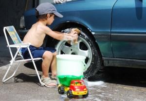 Tout le monde peut faire briller sa voiture