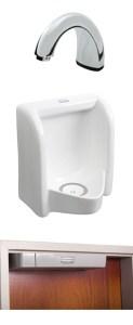 Lalema offre des systèmes automatisés pour salle de toilette