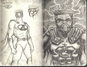 Super Héro Laleman original