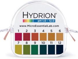 Papier pH - papier tournesol