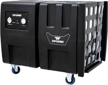 Système de filtration d'air HEPA portable AP-2000