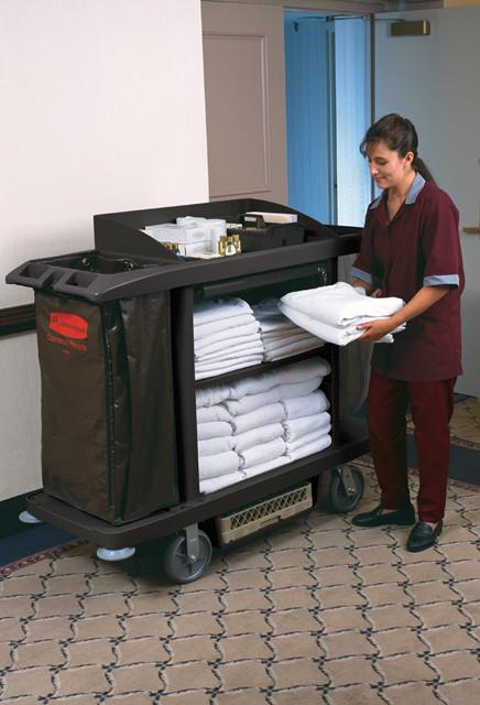 Si vous faites partie des établissements hôteliers éligibles pour l'accueil de ces voyageurs, les chariots d'hôtel constituent certainement un des principaux outils de travail de vos employés!