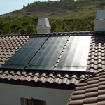 Solar pool heating - a lot of hot air?