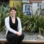 Student designer goes green at the Ellerslie Flower Show