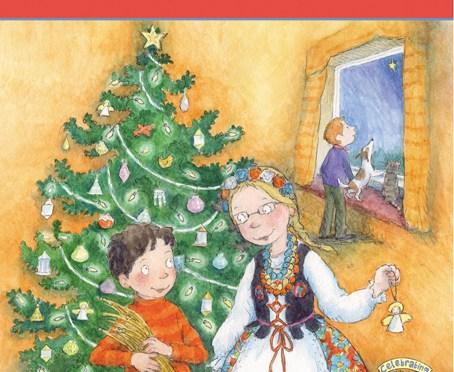 Bilingual Book Review: Marek and Alice's Christmas