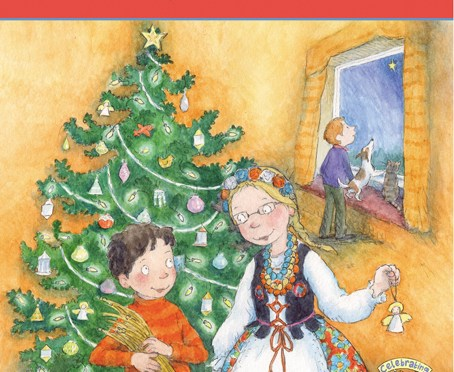 Bilingual Book Review: Marek and Alice's Christmas