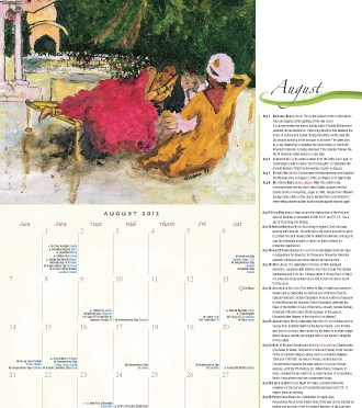 Multicultural Calendar – Diversity Calendar 2012