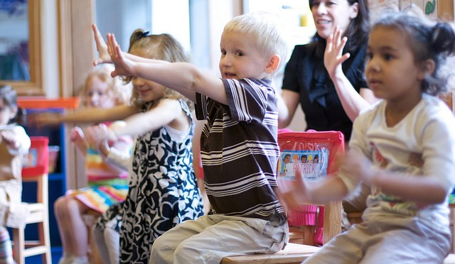 Using Music to Help Children Learn Languages