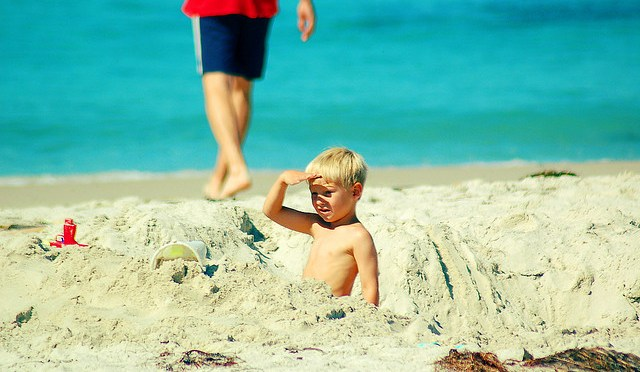 bilingual children: Summertime Travel Activities