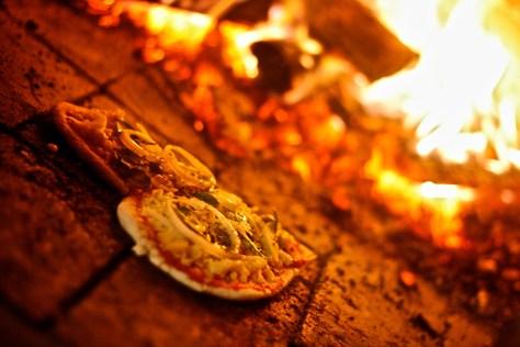International diversity foods pizza heart shape