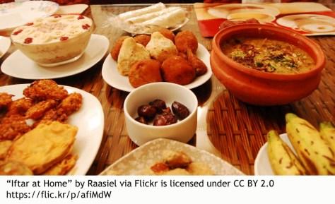 ramadan meal multicultural bilingual