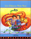 Li's Chinese New Year - bilingual children's book