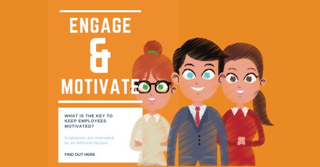 Culture, engage, motivate